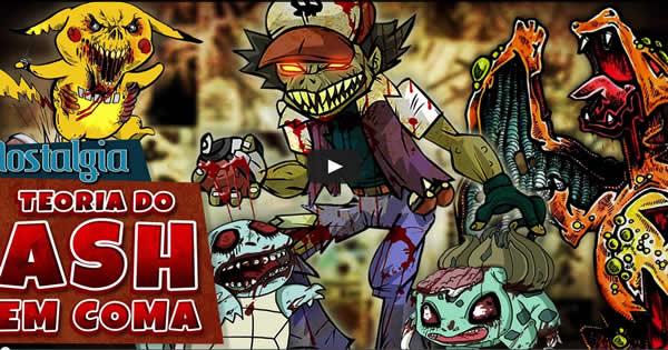 Teoria do Ash em coma - Nostalgia 4