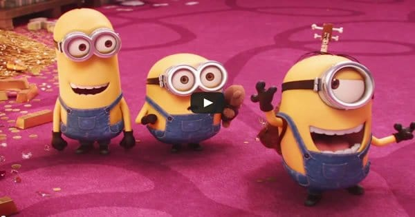 Photo of Confira o segundo trailer de Minions – O Filme