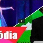 Acordou! – Paródia Let it Go – Frozen