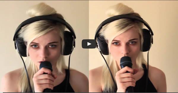 Voz sedutora - Cover A Cappella 6