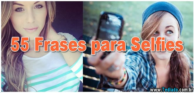 Photo of 55 Frases para Selfies