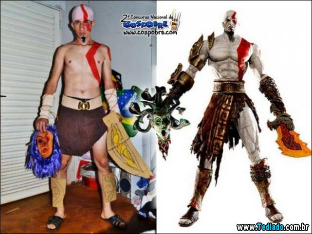 Os piores cosplay do mundo (58 fotos)