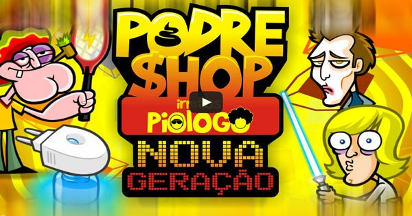 Photo of Podre Shop Nova Geração