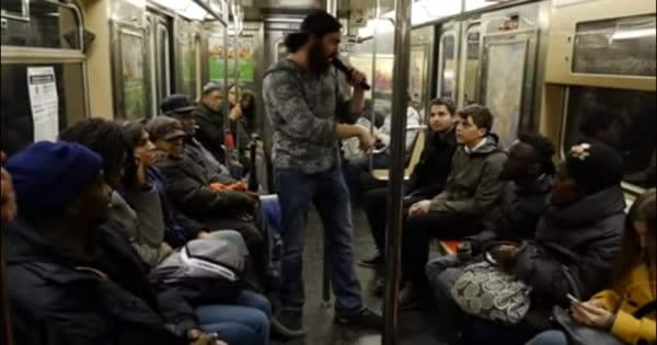 Photo of Balada no Metrô de Nova York