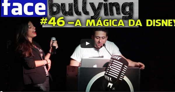 Facebullying - A mágica da Disney 4