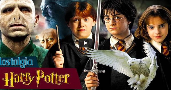 harry potter - harry potter nostagia - Harry Potter – Nostalgia