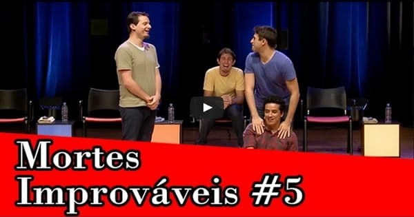 mortes - improvavel mortes - Improvável – Mortes Improváveis #5
