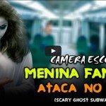 Pegadinha – Menina Fantasma Ataca no Metrô