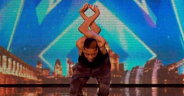 Mais um grande talento no Britain's Got Talent