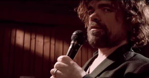 Peter Dinklage (Tyrion Lannister) também é um ótimo cantor 8