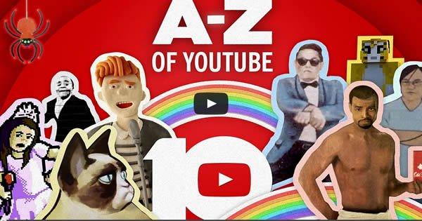 10 Anos do YouTube (Brasil) 7
