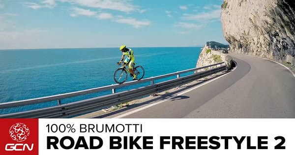 freestyle - bike - Brumotti – Road Bike Freestyle