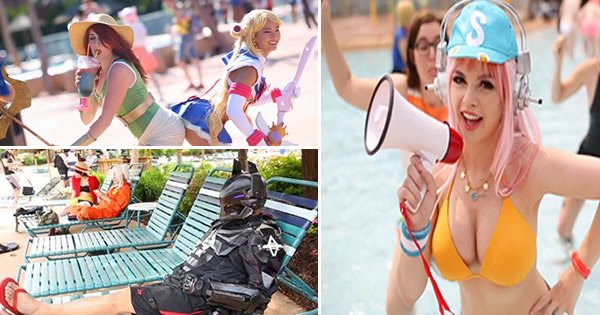 Colossalcon 2015 – Cosplay Videos
