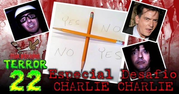 Pastor Metralhadora Terror 22 - Especial Charlie Charlie 3