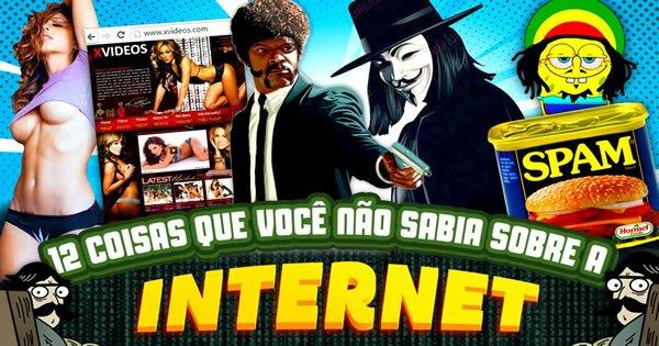 12 coisas que você não sabia sobre a INTERNET 3