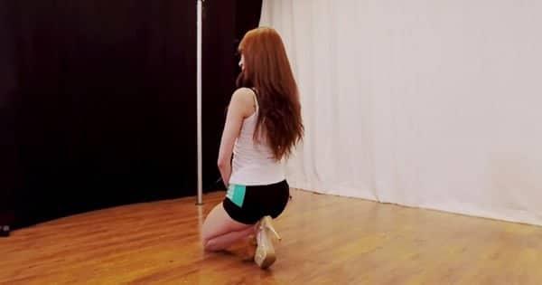Show de dança com lindas coreanas em 360º 2
