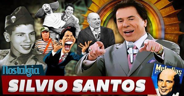 Silvio Santos - Nostalgia 2