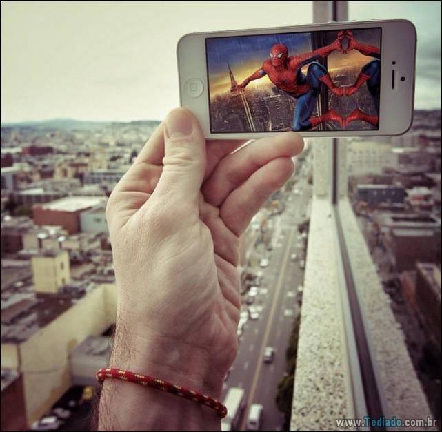 Smartphone e realidade (20 fotos) 3