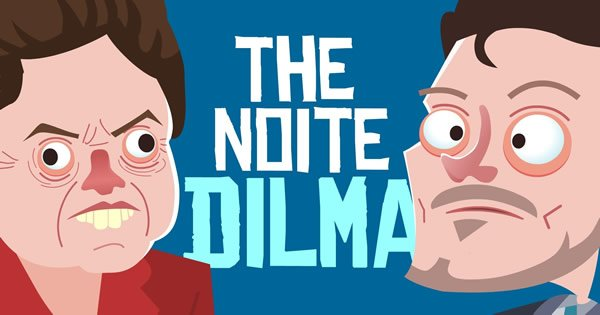 The Noite com Dilma Rousseff 7