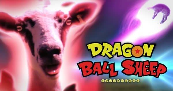 Zuera não tem limites: Dragon Ball Ovelha 2