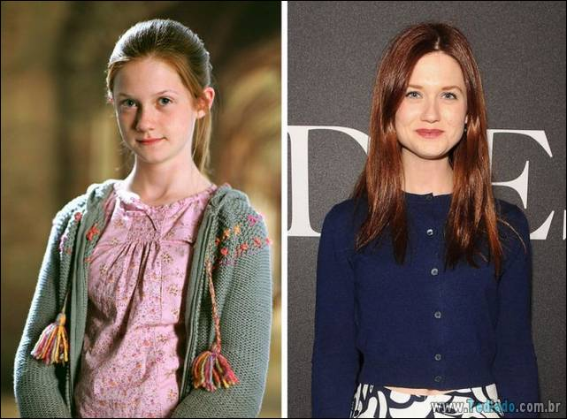 11 atores do Harry Potter – Antes e Agora