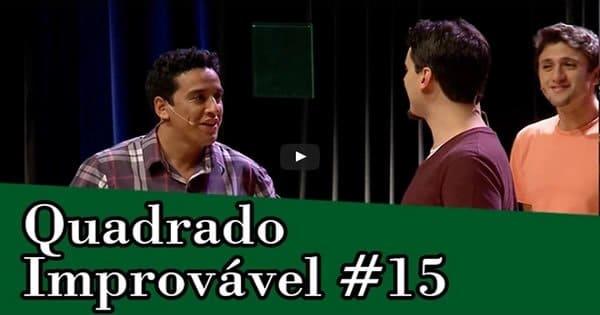 Improvável - Quadrado Improvável #15 3