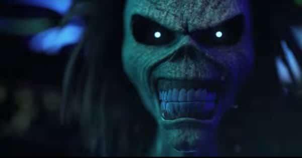 Iron Maiden faz homenagem aos games em seu novo clipe de música 6