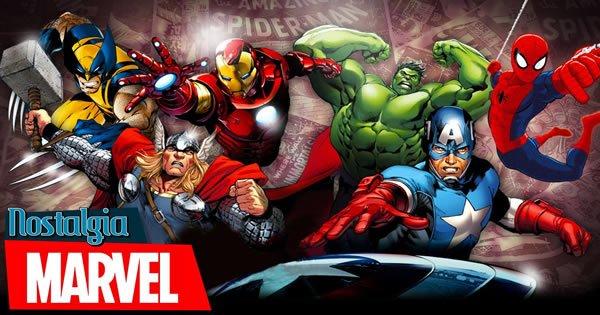 Marvel – Nostalgia 3