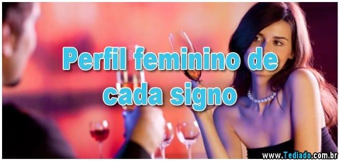 Perfil feminino de cada signo 2