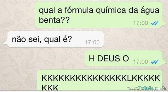 21 piores piadas do WhatsApp