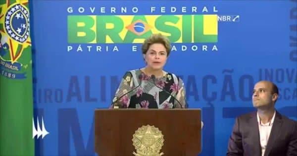 Da serie: Dilma e seus incríveis discurso 3