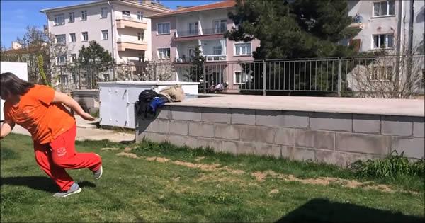 praticante-de-parkour