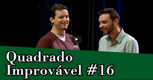 Improvável - Quadrado Improvável #16 2