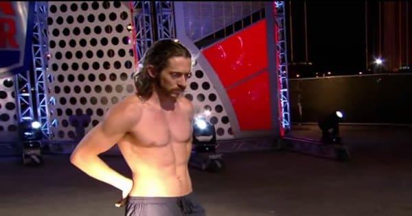 Isaac Caldiero o primeiro a zerar a competição American Ninja Warrior 5