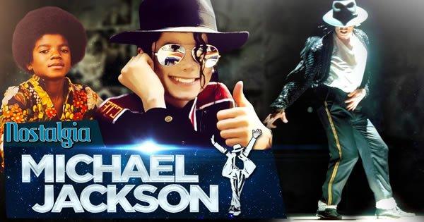 Michael Jackson - Nostalgia 3