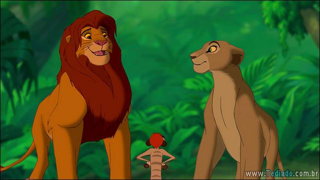 Photo of Se personagens animais da Disney fosse humanos (16 fotos)