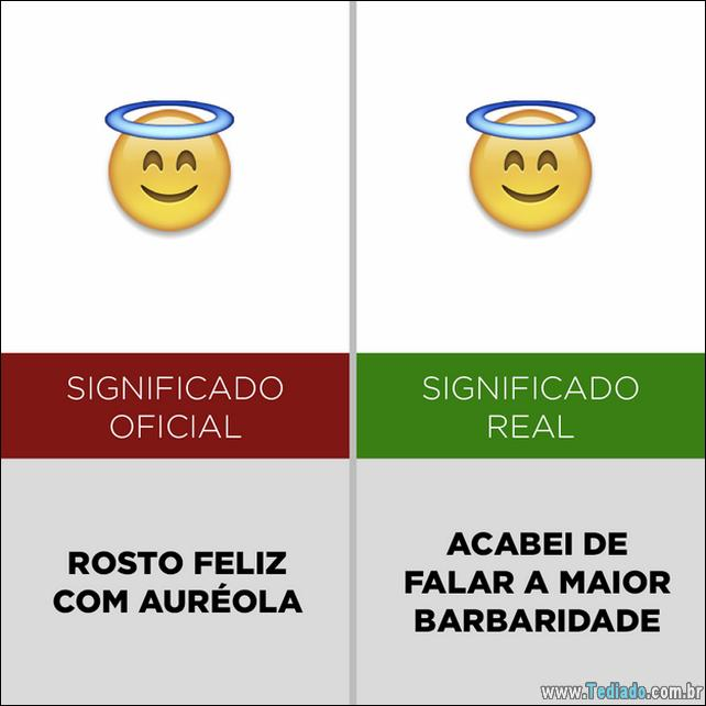 O verdadeiro significado dos emojis 3