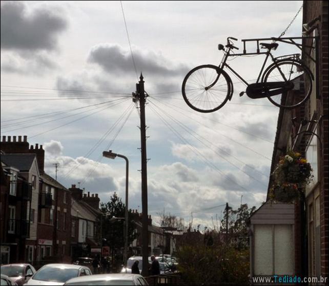 20 maneiras divertida para estacionar sua bicicleta 7