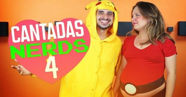 Cantadas Nerd 4 8