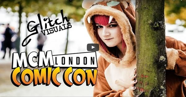 MCM Comic Con London Outubro 2015