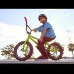 Veja o que esse garoto de 10 anos faz com uma bike