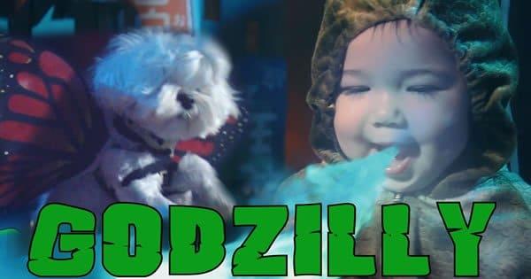 Momento Cut Cut #20 - Godzilla 3