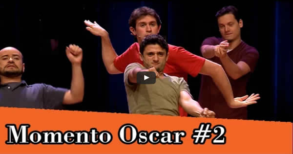 Improvável - Momento Oscar #2 34