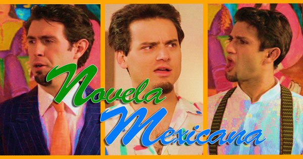 Os Barbixas - Novela Mexicana 7