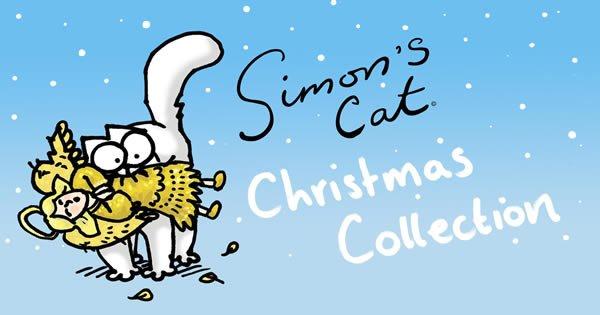 Gato Simon - Compilação de Natal 4
