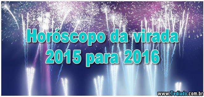 Horóscopo da virada 2015 para 2016 3