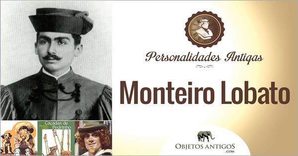 Conheça a História de Monteiro Lobato - Personalidades Antigas 5