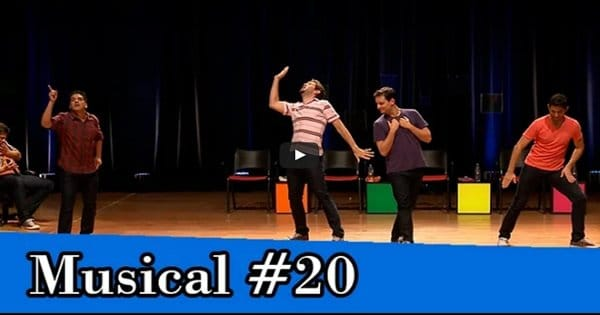 Improvável – Musical Improvável #20