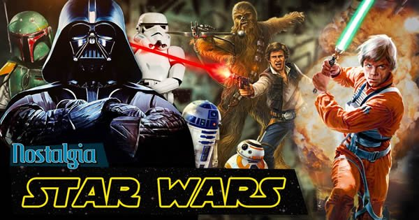 Star Wars – Nostalgia