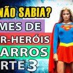 Os Filmes de Super Herois mais Bizarros (Parte 3)